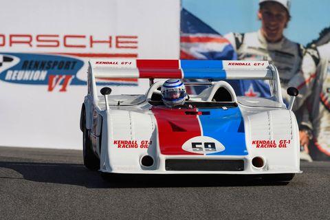 Brumos Porsche 917/10