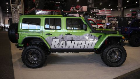 There are Jeeps, and then there are Jeep-like vehicles. Here are our favorites of each.
