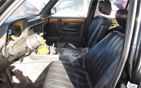"""These cars depreciated to """"not worth cleaning the interior"""" status very rapidly."""