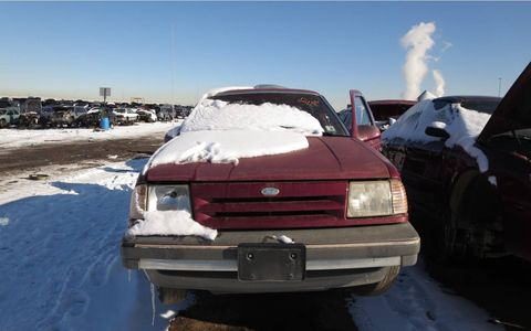 You'll find every kind of weird four- or all-wheel-drive car in Colorado.