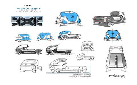 Volkswagen Type 10 Pick Up