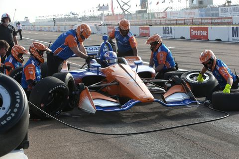 Sights from the NTT IndyCar Series in St. Petersburg Sunday March 10, 2019.