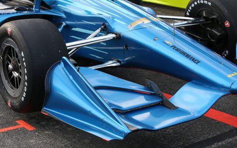 2018 Indycar Prototype at Mid-Ohio