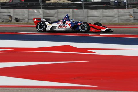 Sights from the NTT IndyCar Series at Circuit of The Americas Friday March 22, 2019.