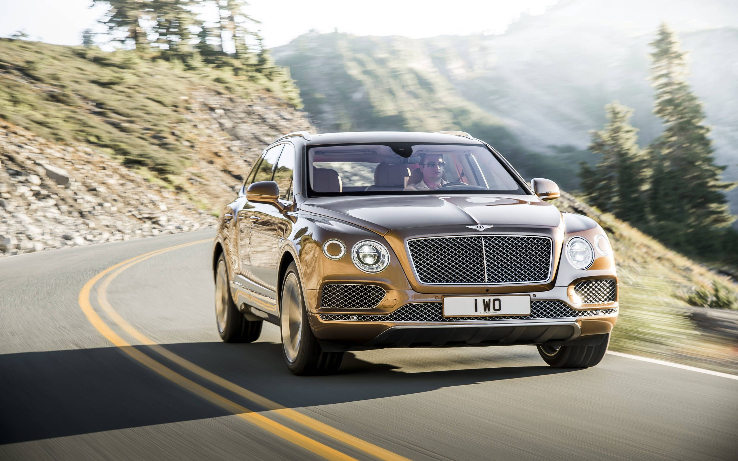 Bentley Bentayga Priced At 229 100 In The U S