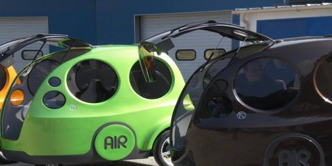 The AIRPod was backed for $5 million on 'Shark Tank.'