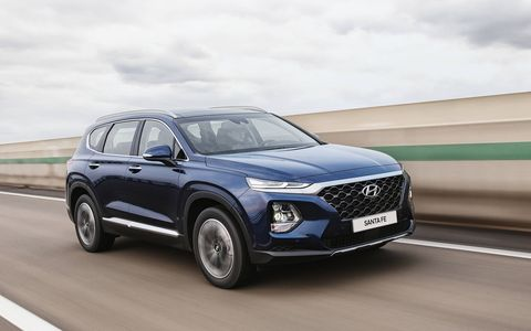 It'll be offered in two- and three-row configurations.