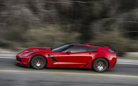 Call it a shooting brake, a long roof or even a station wagon, the Callaway AeroWagen adds a little functionality and a lot of unique style to any C7 Corvette. In this case it's a 757-hp Callaway ZO6.