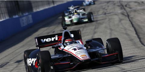 Will Power will look to extend his IndyCar championship lead this weekend in Sonoma. NBC just released its TV schedule for this weekend's IndyCar and Formula One broadcasts.