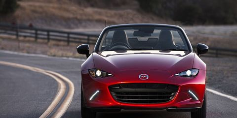 The next Alfa Romeo Spider will not be based on the new Mazda MX-5.