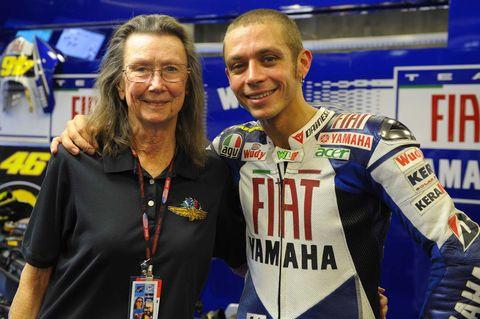 Hulman & Company and Indianapolis Motor Speedway Chairman of the Board Emeritus Mari Hulman George died Saturday Nov. 3, 2018.