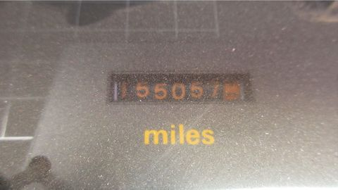 This is a lot of miles for an early-1980s turbocharged car.
