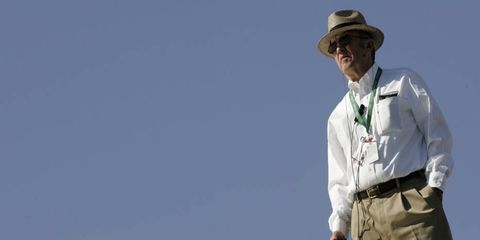 Jack Roush is mired in one of the longest slumps of his NASCAR career.