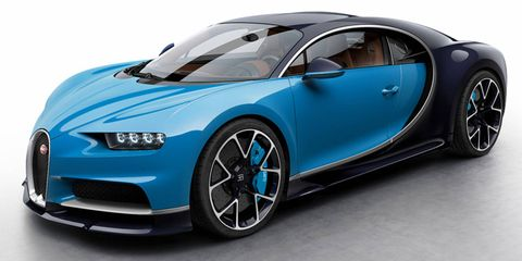 Your next car might not be a Bugatti Chiron, but it might be two-tone.