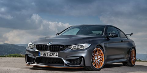 Just 300 or the 700 examples of the M4 GTS will come to the United States.