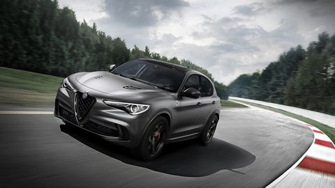 Alfa Romeo will produce a total of 108 Giulia and 108 Stelvio 'NRING' editions to celebrate the twin Nurburgring records.
