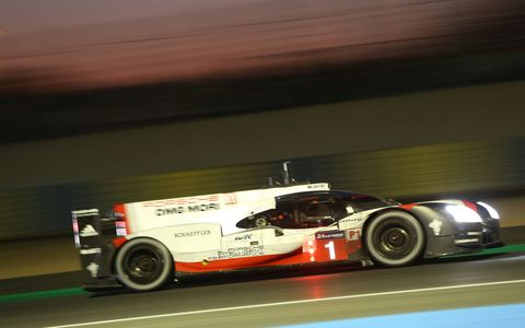 Sights from the 85th running on the 24 Hours of Le Mans at the Circuit de la Sarthe, Le Mans, France, June 17-18, 2017.