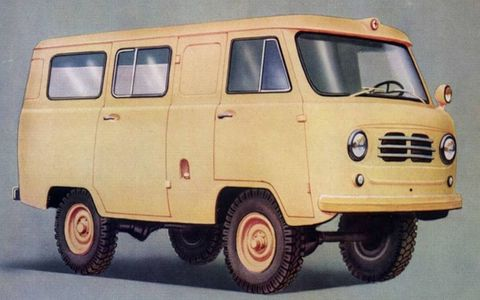The first models had a slightly different fascia from the later 452V.