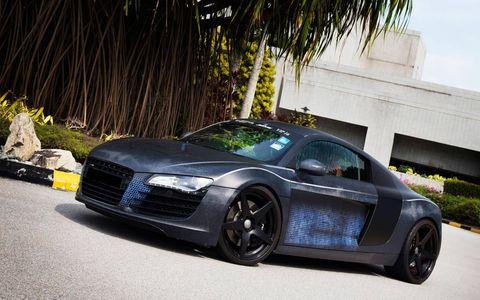 Audi R8 - Batman