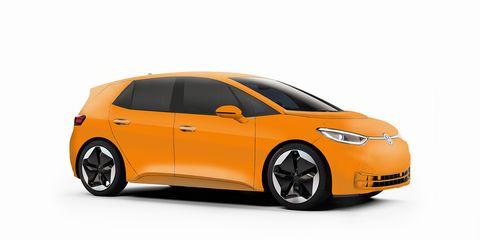 Land vehicle, Vehicle, Car, Automotive design, Motor vehicle, Hatchback, Hot hatch, Yellow, Compact car, City car,