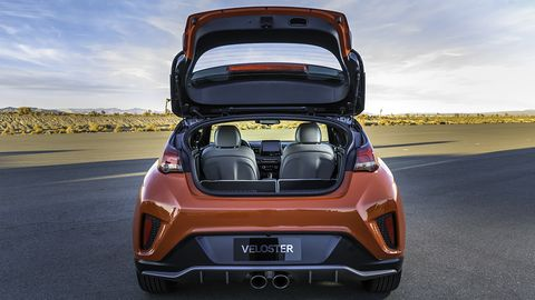 The turbocharged 1.6-liter four-cylinder is the more powerful engine in the lineup, producing 201 hp.