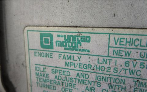 Now they build Teslas at the former New United Motor plant in Fremont.