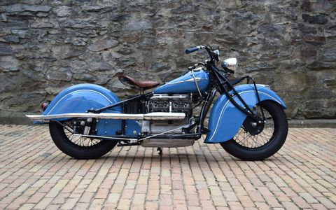 1941 Indian Four $90,000