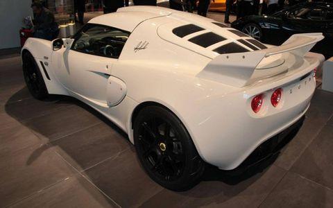 Paris Auto Show: Lotus Exige
