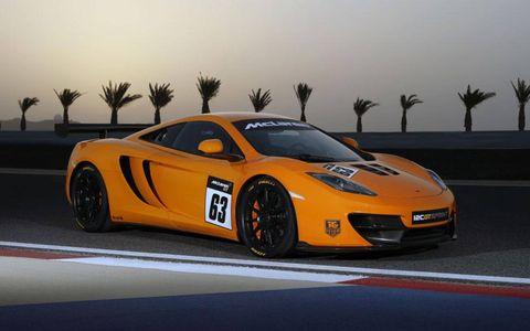 The McLaren 12C GT Sprint is on sale now.