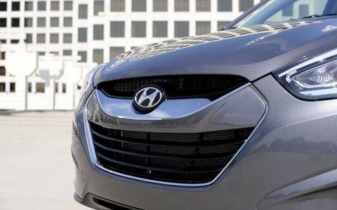 The 2014 Hyundai Tucson starts at $22,305.