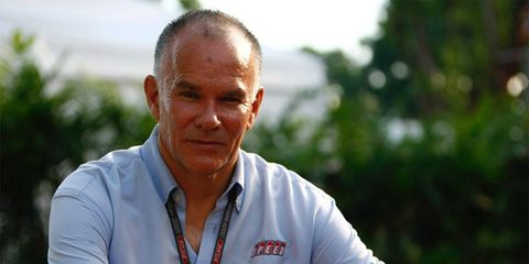 Is U.S. F1 history already? There's no word from team boss Peter Windsor or the rest of the organization.