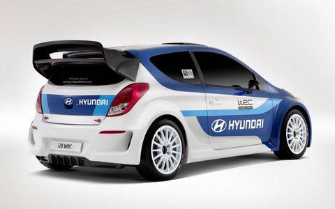 Hyundai last ran in the WRC in 2003.