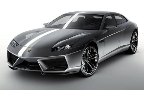 The Lamborghini Estoque could be the start of something for the automaker--bigger sales.