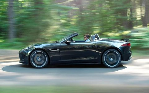 The 2014 Jaguar F-Type was unanimously selected as best in show. Style, performance potential and heritage help the roadster clinch top honors at the 2012 Paris motor show.