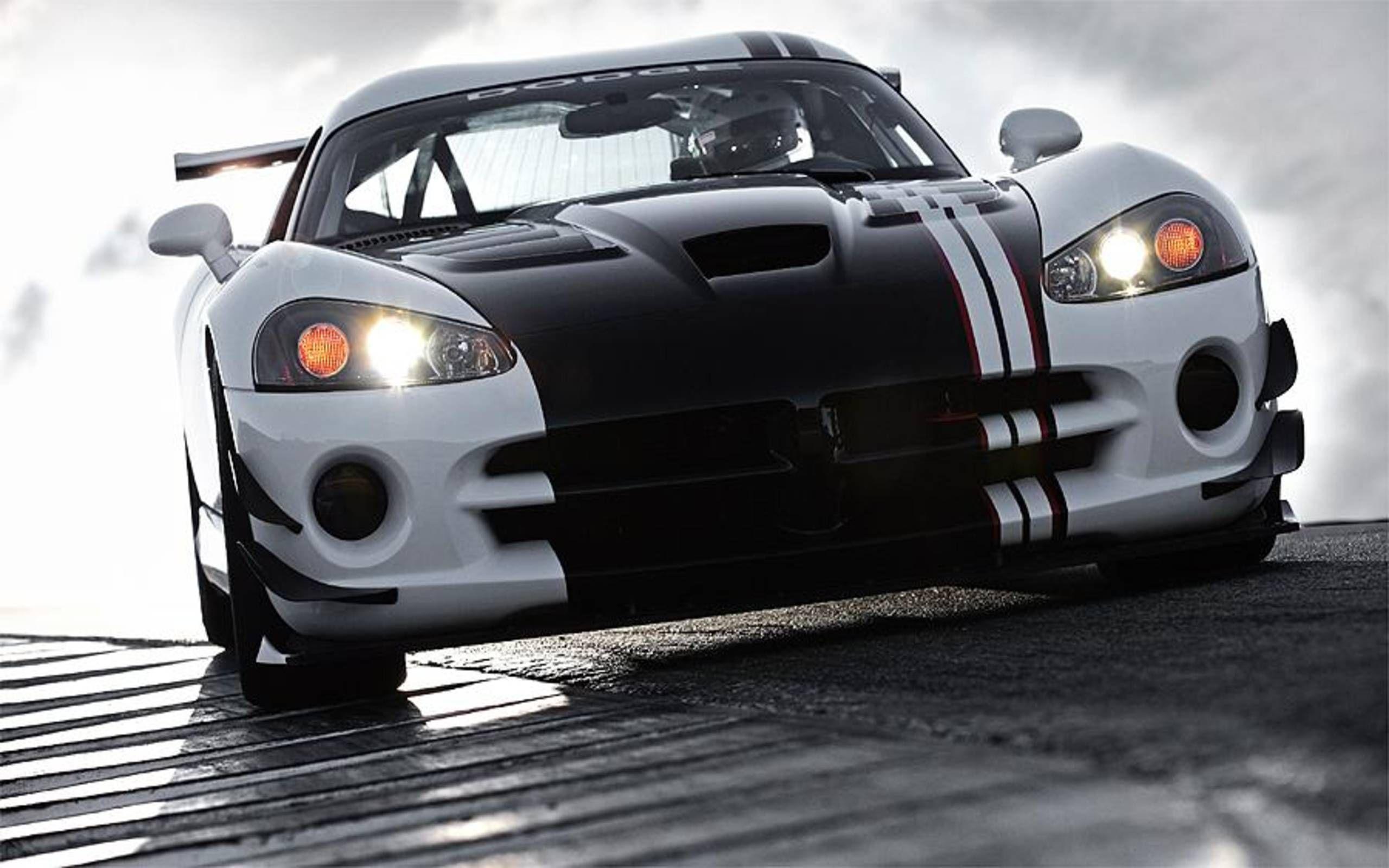 2010 Dodge Viper Srt10 Acr X Rolls Into Production In Detroit