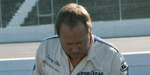 Tommy Ellis won the Busch Series title in 1988.