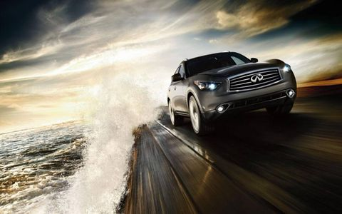 The 2012 Infiniti FX50 appeals to a small subset of buyers. But who?