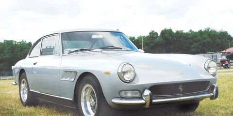 1967 Ferrari 330 Gt 2 2 A Pleasure To Pay For