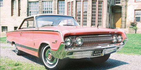 1964 Mercury Park Lane Marauder