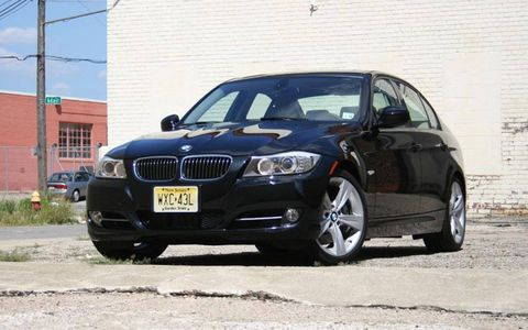 Driver's Log Gallery: 2010 BMW 335i