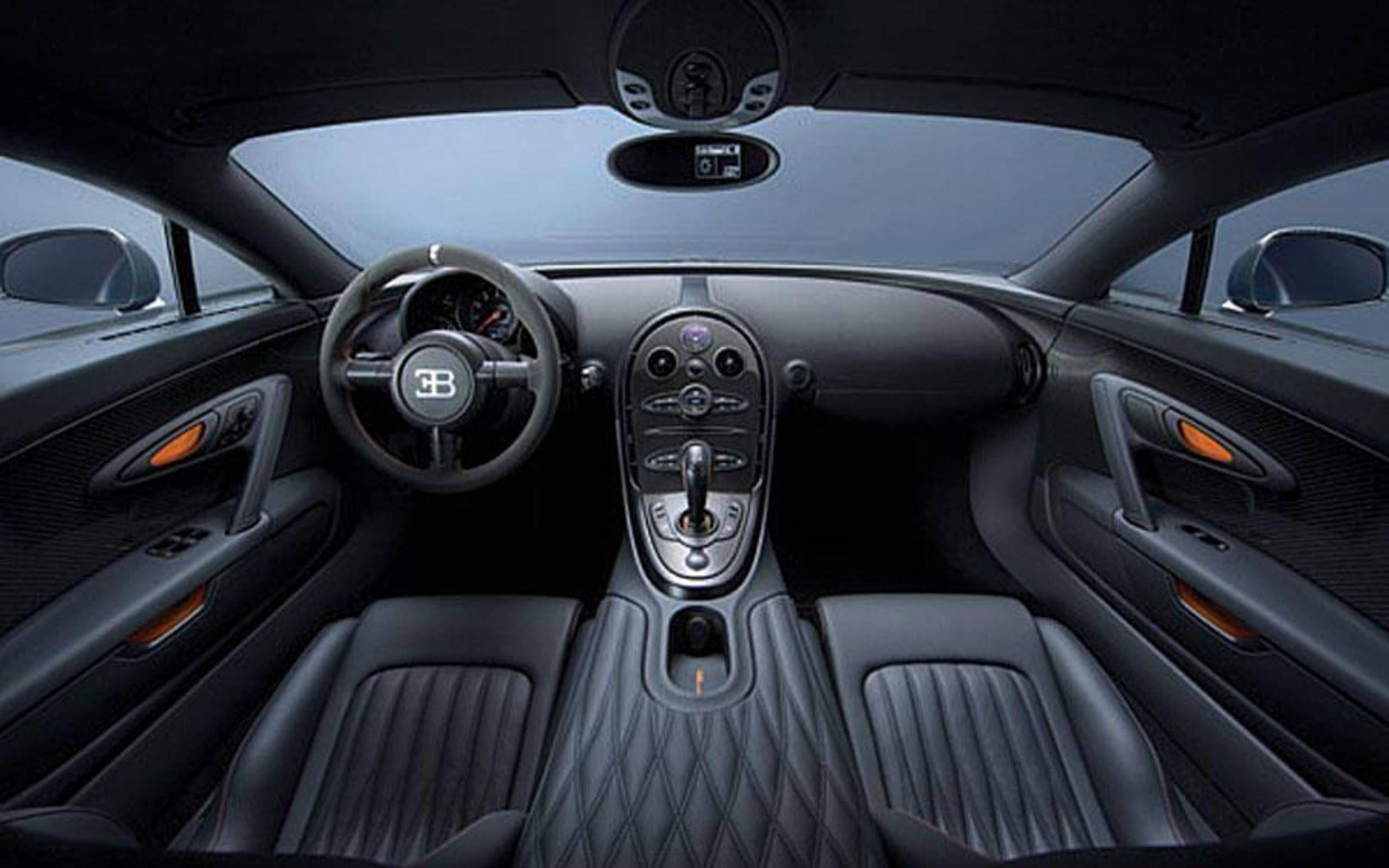 Bugatti Veyron 16 4 Super Sport Hits 268 Mph