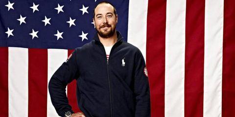 John Teller, diesel truck guy, hopes to represent the U.S. in the winter Olympics in skicross.