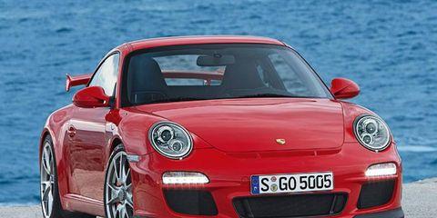 Driver's Log Gallery: 2010 Porsche 911 GT3