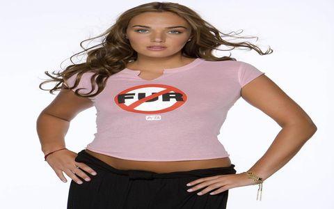 Tamara Ecclestone backs PETA
