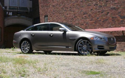 Driver's Log Gallery: 2011 Jaguar XJL Supercharged