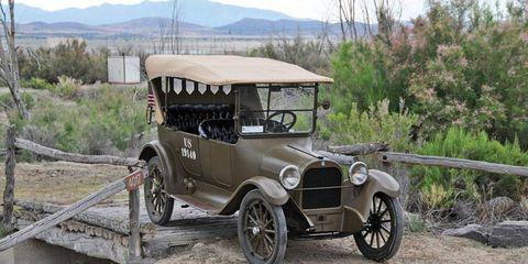 1918 Dodge Staff Car
