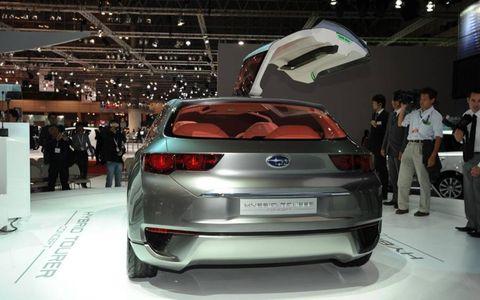 Automotive design, Event, Vehicle, Car, Auto show, Exhibition, Vehicle registration plate, Personal luxury car, Automotive lighting, Performance car,