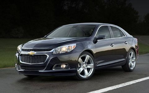 The 2014 Malibu offers up to 36 mpg highway and 25 mpg city.