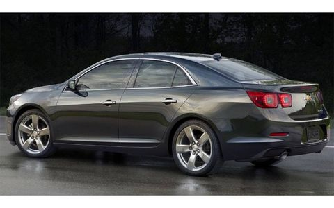 Buyers can get into a 2014 Malibu for just $22,140.
