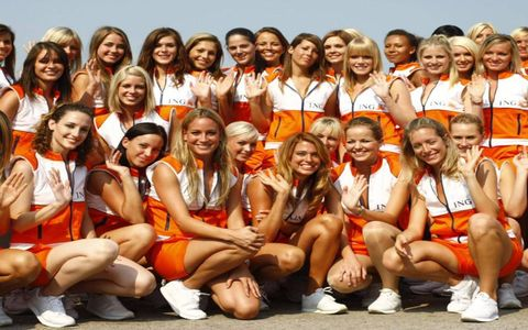 HAPPY NEW YEAR and welcome back to Part II of The Best of 2008 Grid Girls. Take a few minutes to acknowledge our final award winners of the wonderful year that was.